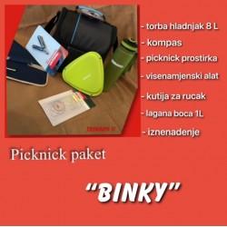 "PicNick Package ""Binky"""